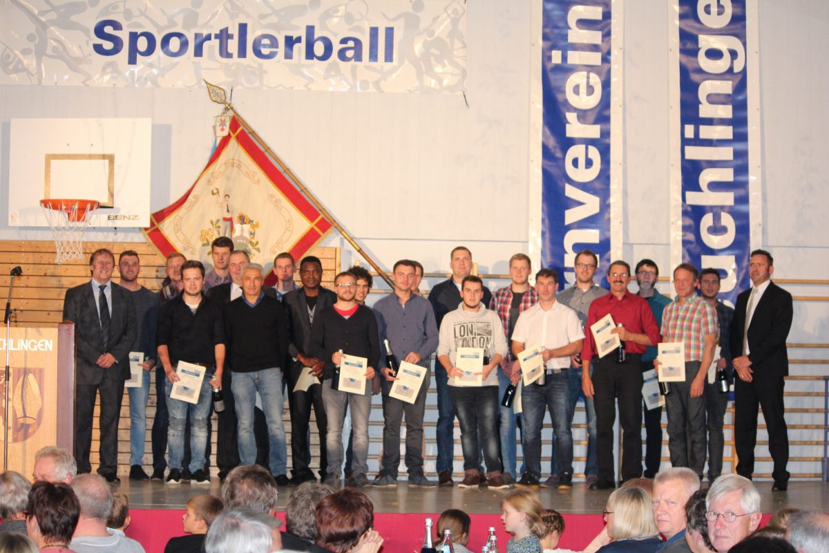 Nachlese TVH Sportlerball 2016